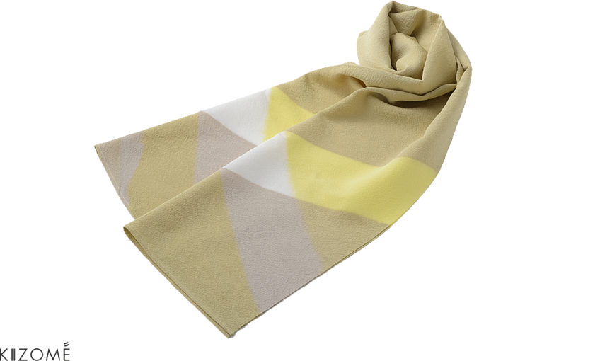 KYOTO DESIGN HOUSE にてKIZOME スカーフ 販売中