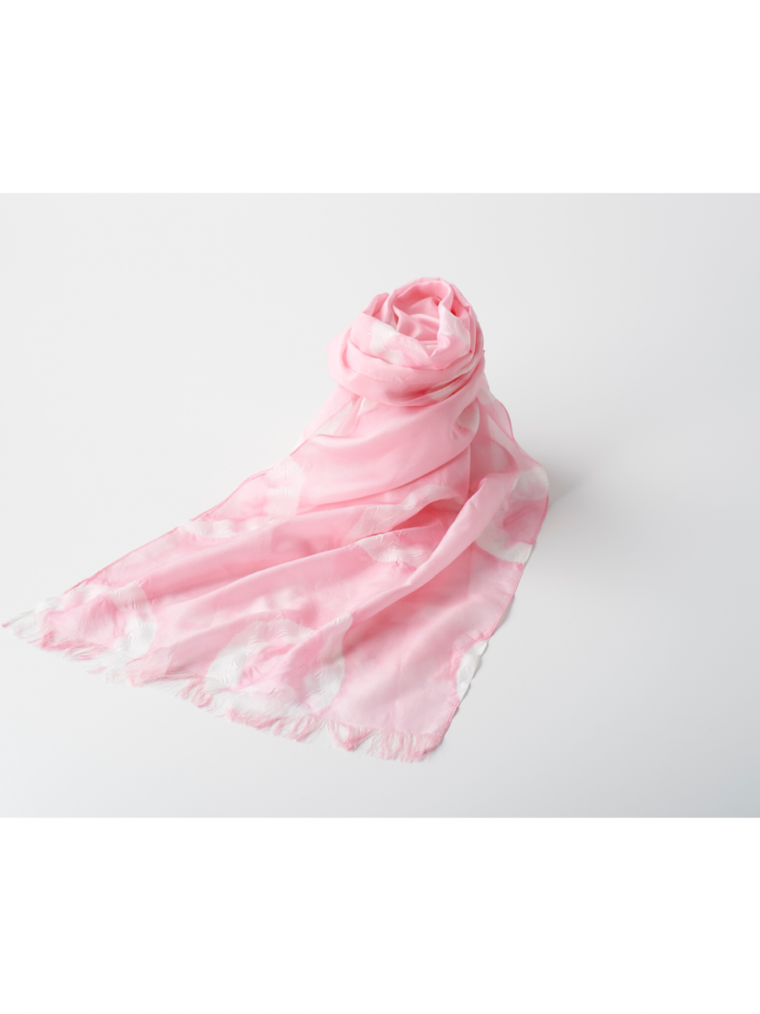 2017 All New DIGITAL3D Shibori Scarf