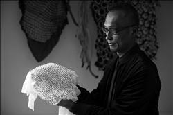 第41回日本染織作家展入選のお知らせ